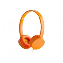 Auricular Energy Headphones Colors Tangerine