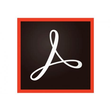 Adobe Acrobat PRO DC 2017 1 Usuario Gobierno Licencia Perpetua