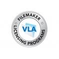 Filemaker PRO 15 VLA Educacion + 1 año Mantenimiento Tramo 1-24
