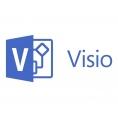 Microsoft Visio 365 Professional Academic Anual OLP
