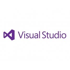 Microsoft Visual Studio PRO 2015 OLP