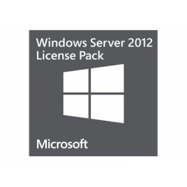 Microsoft Windows Server 2012 Terminal 5 CAL POR Usuario Solo Servidores HP