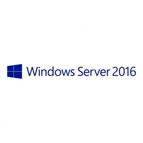Microsoft Windows Server 2016 10 CAL POR Usuario Solo para Servidores Dell