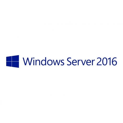 Microsoft Windows Server 2016 10 CAL POR Usuario Solo para Servidores HP