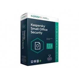 Antivirus Kaspersky Small Office Security V5 5 Puestos + 1 Servidor