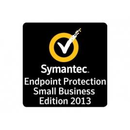 Antivirus Symantec Endpoint Protection SBE 2013 1 año Educacion