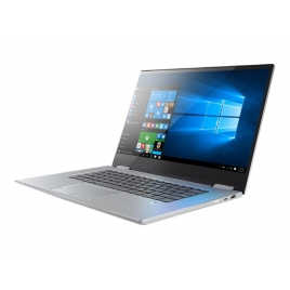 "Portatil 360 Lenovo Yoga 720-15IKB CI7 7700HQ 8GB 512GB SSD 15.6"" FHD Tactil W10 Grey"