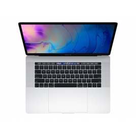 Portatil Apple MacBook PRO 15'' Retina CI7 2.2GHZ 16GB 256GB Touch BAR Silver