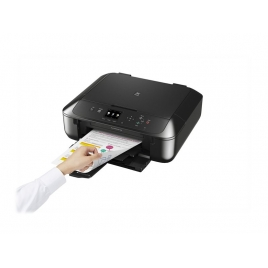 Impresora Canon Multifuncion Pixma MG5750 12.6IPM USB WIFI Duplex Black