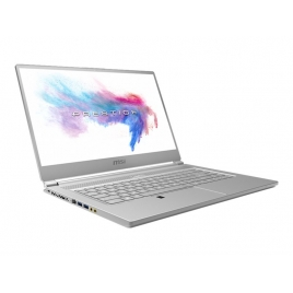 "Portatil Msi P65 8RE 006ES CI7 8750H 16GB 512GB SSD GF GTX 1060 6GB 15.6"" FHD W10 Silver"