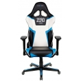 Silla Gaming Dxracer RZ118 White/Blue/Black