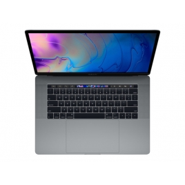 Portatil Apple MacBook PRO 15'' Retina CI7 2.6GHZ 16GB 512GB Touch BAR Space Grey