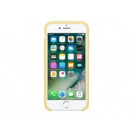 Funda iPhone 7 Apple Silicone Case Pollen Yellow