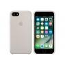 Funda iPhone 7 Apple Silicone Case Stone