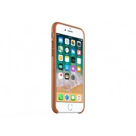 Funda iPhone 8 / 7 Apple Leather Case Brown