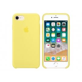 Funda iPhone 8 / 7 Apple Silicone Case Lemon Yellow