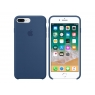 Funda iPhone 8 / 7 Plus Apple Silicone Blue Cobalt