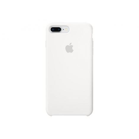 Funda iPhone 8 / 7 Plus Apple Silicone White