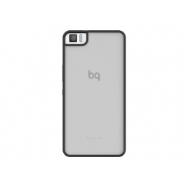 Funda Movil Back Cover Bq Gummy Aquaris E5S/E5 4G Black