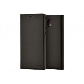 Funda Movil Nokia Slim Flip Cover para Nokia 3 Black
