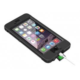 Funda Movil Otterbox Lifeproof Nuud Black para iPhone 6