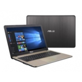 "Portatil Asus Vivobook X540UA-GQ396T CI5 7200U 8GB 256GB SSD 15.6"" HD Dvdrw W10 Black/Brown"