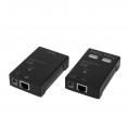 Extensor Multiplicador 4P USB RJ45