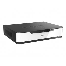 Grabadora D-LINK DNR-2020-04P Network Video Recorder 16 Canales