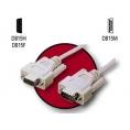 Cable Kablex 15 Macho / 15 Hembra 3M