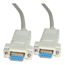 Cable Kablex 9 Hembra / 9 Hembra 2M