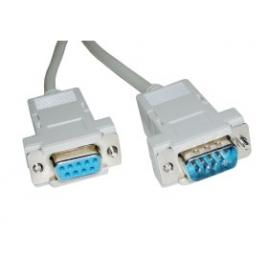 Cable Kablex 9 Macho / 9 Hembra 3M
