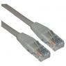 Cable Kablex red RJ45 CAT 5 1M Gris Cruzado