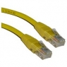 Cable Kablex red RJ45 CAT 5 1M Yellow
