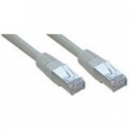 Cable MCL Samar red RJ45 CAT 5 20M
