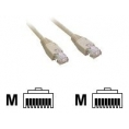 Cable MCL Samar red RJ45 CAT 5 30M