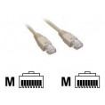 Cable MCL Samar red RJ45 CAT 6 50M