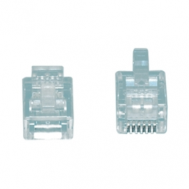 Conector Kablex RJ12 Pack 10U