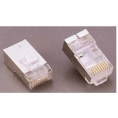 Conector Kablex RJ45 Categoria 6E Pack 10U