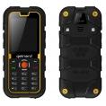 "Telefono Movil Getnord Walrus 2.2"" Rugged Black/Yellow"