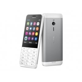 Telefono Movil Nokia 230 Silver