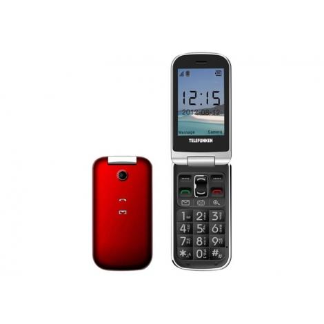 Telefono Movil Telefunken TM 200 Cosi red