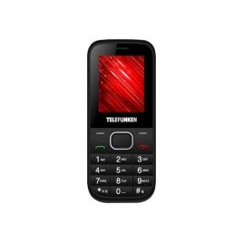 Telefono Movil Telefunken TM 9.1 Classy Black/Silver