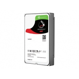 Disco Duro 6TB Sata6 256MB Seagate Ironwolf 7200RPM