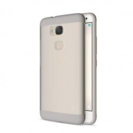 Funda Movil Back Cover Bq Hybrid Case Aquaris V Plus Grey
