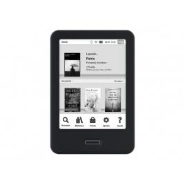 "Ebook Bq Cervantes 4 Touch Light 6"" HD 8GB Tinta Electronica"