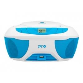 Radio CD SPC Boombox 4500A USB White/Blue