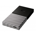 Disco Duro SSD Western 256GB MY Passport USB 3.1 Black