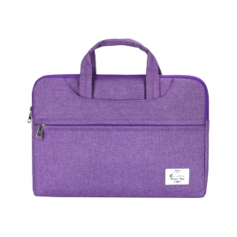 "Maletin Portatil E-VITTA 14"" Sleeve Business Purple"