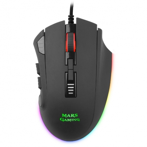 Mouse Tacens Mars Gaming MM418 32000DPI Black