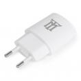 Cargador USB Maillon 2.4A White para Casa